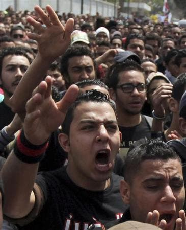 21 people have been sentenced to death over involvement in the Port Said massacre in Egypt last year