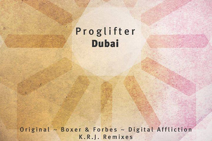 Dance tune 'Dubai', by Norwegian act Proglifter and remixed by Boxer and Forbes is featured on Soundcloud. (Image: 7Days)