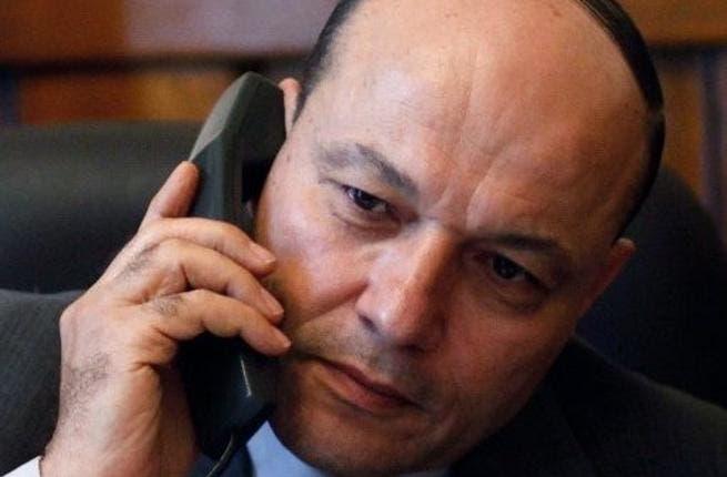 Talaat Ibrahim, Egypt's public prosecutor