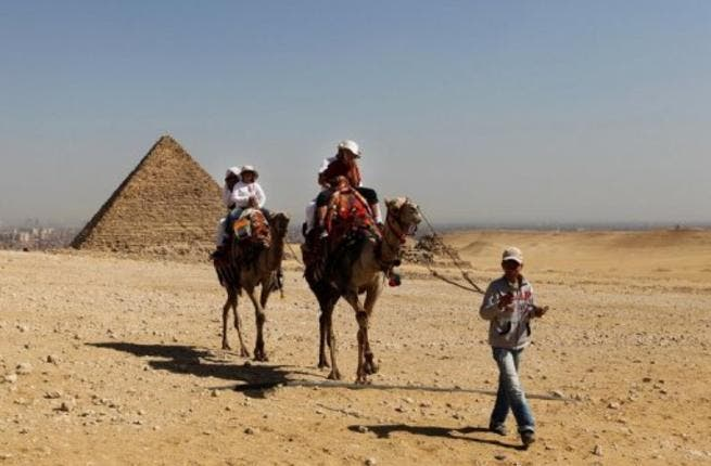 Up for sale? Not on your nelly! Egypt denies plans to sell or rent historic sites to ease the budget deficit