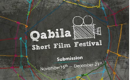 Public screenings for the finalists of Qabila Short Film Festival start this week