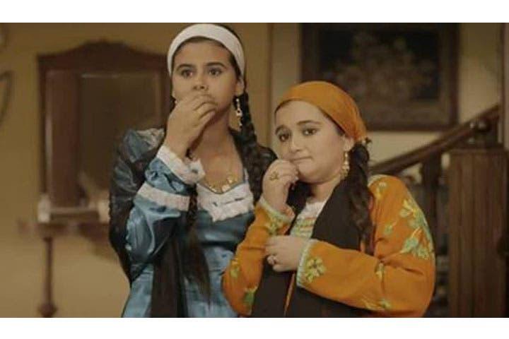 A scene from Ramadan's TV show