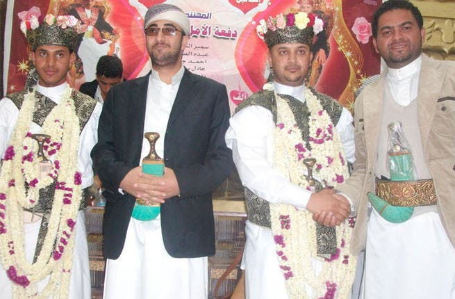Some businessmen have offered to pay for weddings if they are qat-free (Photo: Yemen Times)
