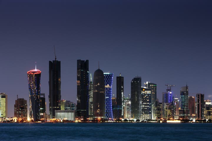 Qatar is in the midst of an infrastructure boom. (Image credit: Shutterstock)