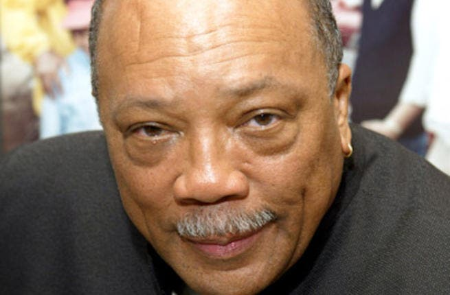 Quincy Jones is investing in the UAE music scene with two concerts and a tradeshow (Photo: biography.com)