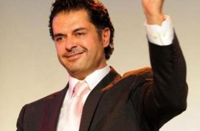 Ragheb Alama's heading to Nigeria this March