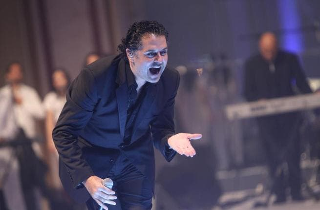 Ragheb has taken to Twitter to thank God for protecting him from Friday's Beirut bombing