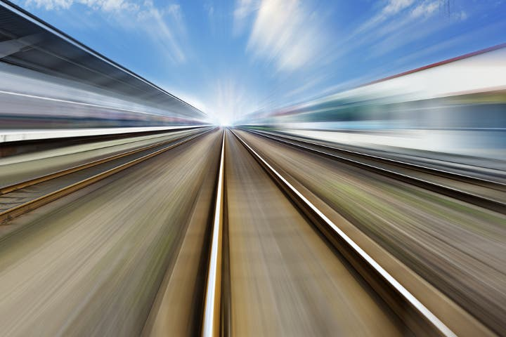 Egypt, Jordan and Iraqi officials are discussing the construction of a tri-country railway network (File Archive/Shutterstock)