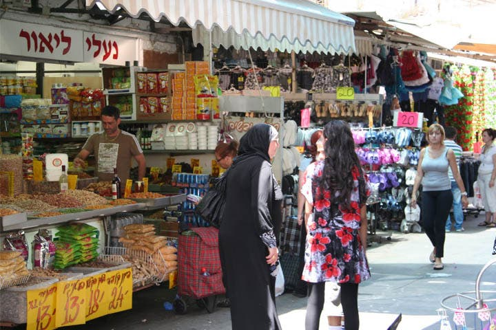 Tank tops and abayas: the Israeli city of Ramla has it all. (File photo).