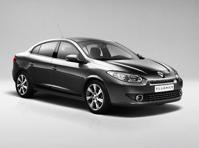 The Renault Fluence is the number one selling European model in Saudi Arabia (Courtesy of UK Motoring)