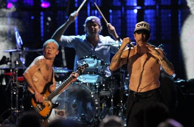 The Red Hot Chili Peppers will be adding some spice to Beirut with their upcoming gig