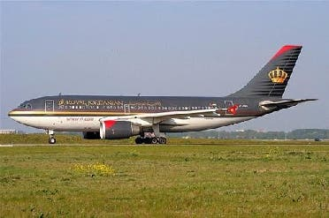 Royal Jordanian is diverting its flights from Amman to Beirut to avoid Syrian airspace