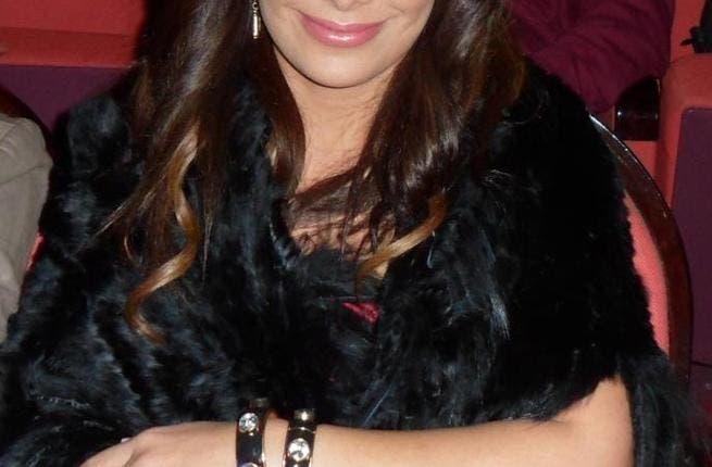 Jordanian actress Saba Mubarak (Photo: Facebook)