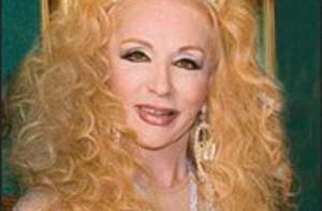 Despite her age and efforts, Lebanese singer Sabah is still the queen of love...and gossips.
