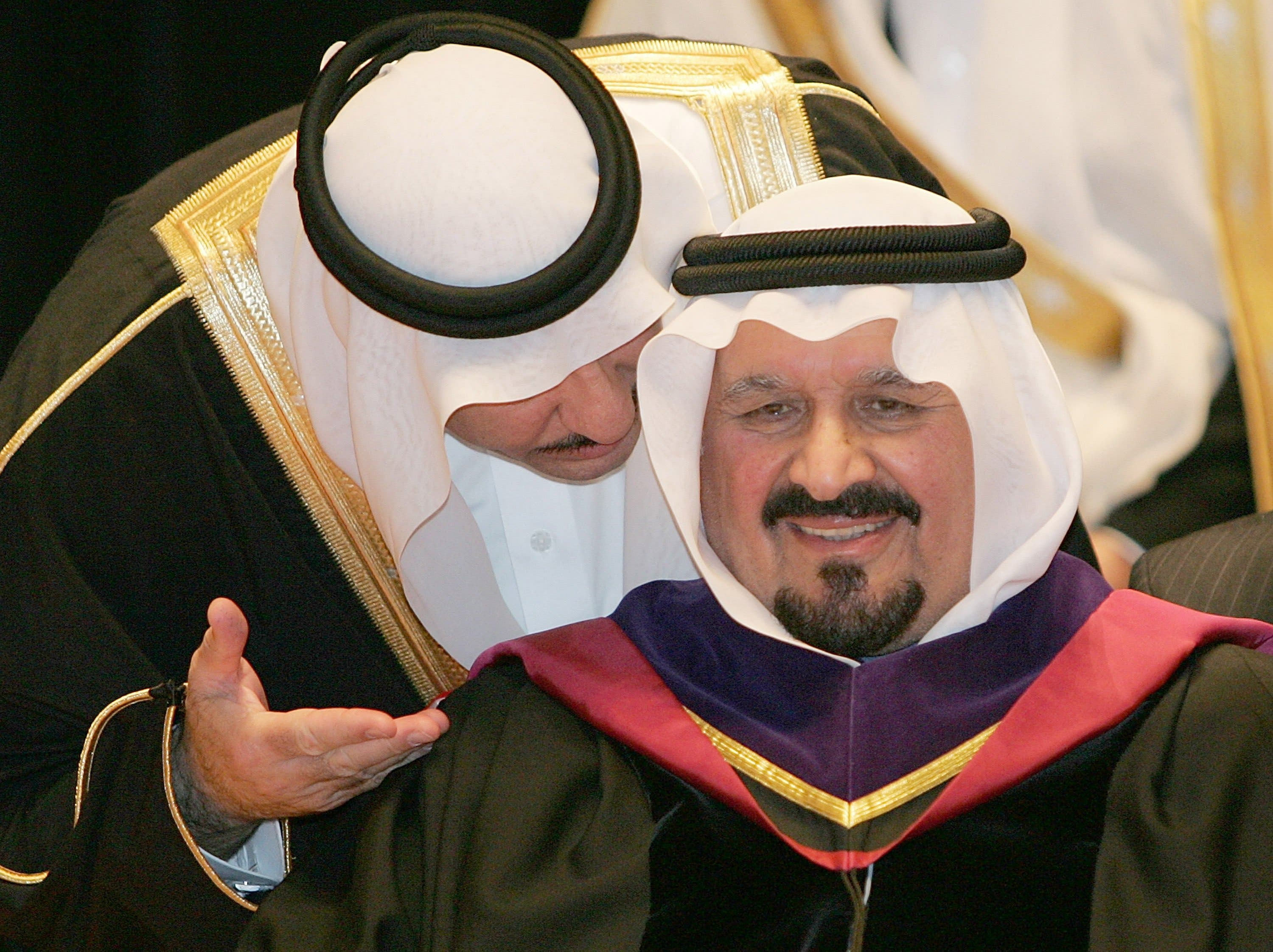 Crown Prince Sultan was 'the humanitarian Prince', known internationally for his philanthropic activities.Who will step into such generous shoes as successor to the throne?