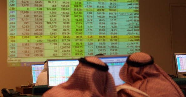 Saudi Arabia's stock market is up 23.7 percent this year, marking its best performance since 2009 (Courtesy of Gulf Business)