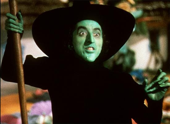 Boo! Abu Dhabi is under a spell and hunts witches down. (Photo for illustrative purposes only).
