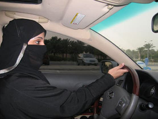 Imagine this scene becoming a reality for a population of non-driving Saudi ladies