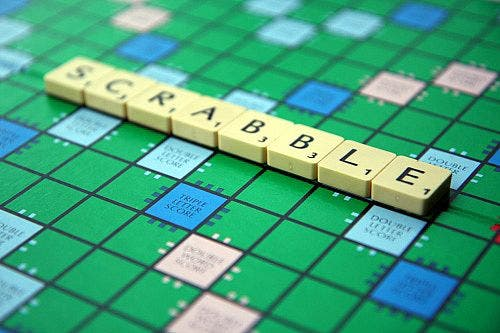 The youth Scrabble championship is heading to Dubai. (Image courtesy of wikimedia commons)