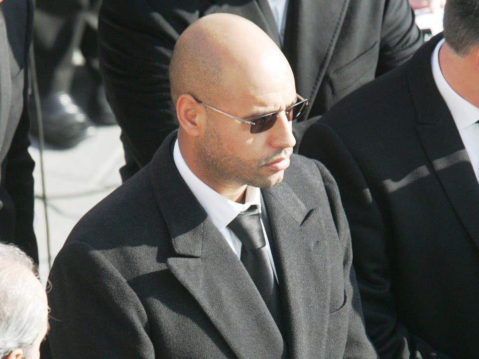 Gaddafi's son, Saif Al Islam, is believed to have escaped across Libya's southern border into Niger. Ever-defiant, he now pleads his innocence to the international courts and forces-that-be.