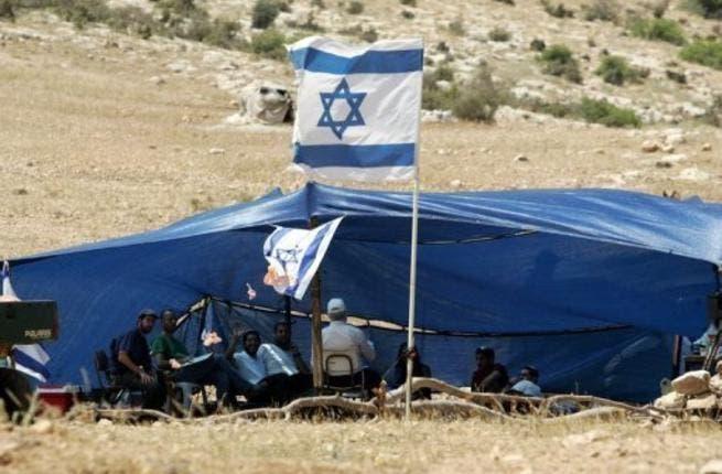 West Bank settler outpost