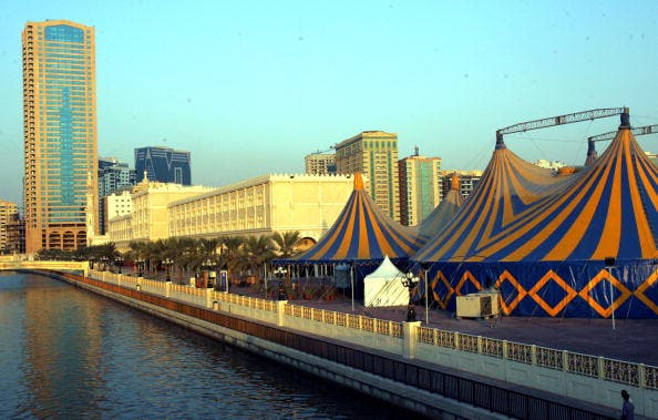 Officials from Sharjah are to target Washington and New York next month on an investment roadshow (Getty images)