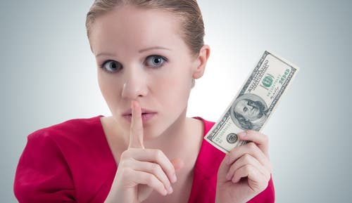 Married residents are advised not telling the truth can endanger finances. [Shutterstock]