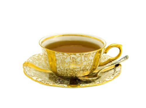 All that glitters is not golden - apart from the tea in Dubai! (IngridsI/Shutterstock)