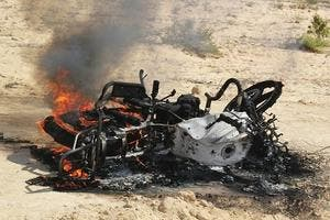 An attack on a routine police convoy in Sinai on Friday left seven policemen wounded (Photo uses for illustrative purposes)