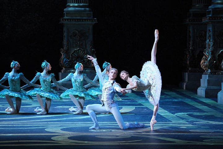 Beirut won't be nodding off during 'Sleeping Beauty' that's for sure!  (Image: orh/Dmir Yusupov)