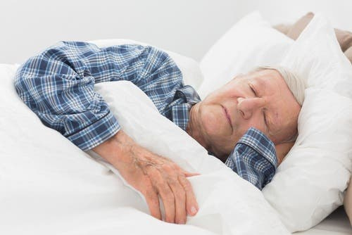The man is allegedly 137 years old and only wakes for his prayers...guess he must drink some water and eat a bit as well, no? (Shutterstock)