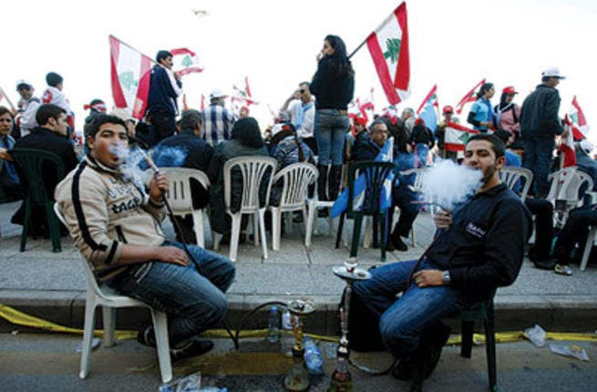 Private sector wages in Lebanon increased by 11 per cent this year and are expected to grow again in 2013