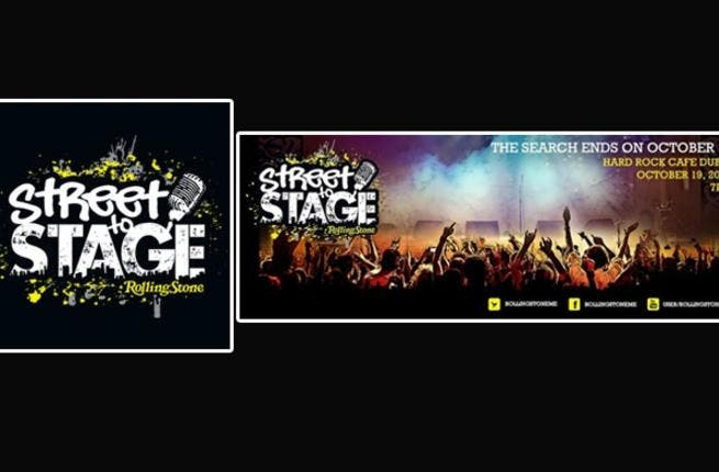 One lucky competitor will win an industry mentorship with Sony Music Middle East.(Courtesy: Rolling Stones Middle East)