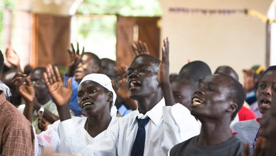 A devastating attack on a Sudanese church compound reignites tensions in the South