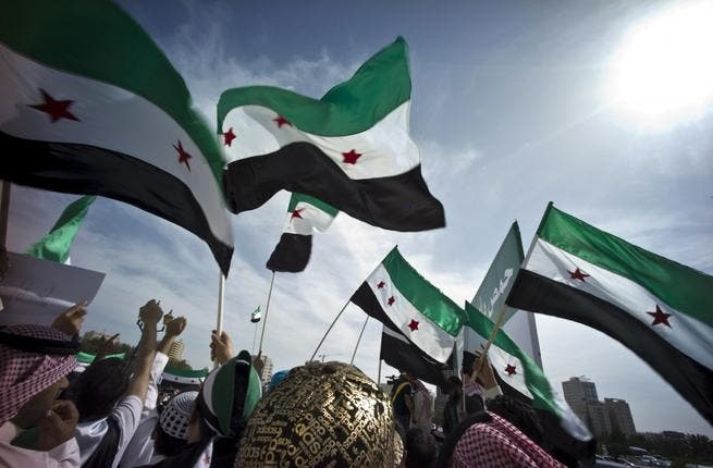 Syrian conflict inspires patriotic song