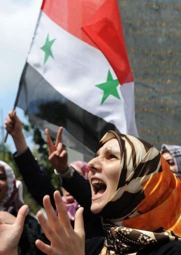 First to fight, first to suffer. Where did the Syrian women's revolution go?