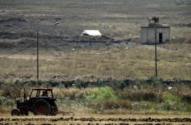Lebanese farmers have been working on the fields for decades, but it is becoming increasingly dangerous