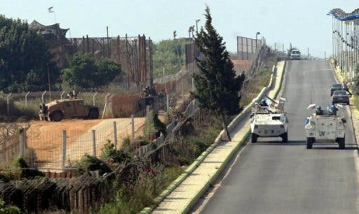 Rockets from fro Syria have hit Lebanon