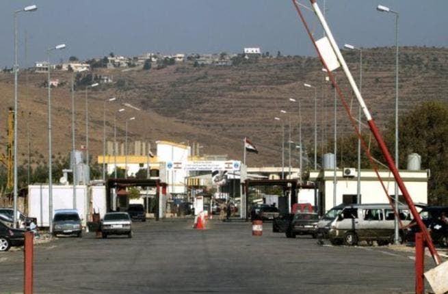 The UN has expressed fears that Lebanon could be dragged in the Syrian civil war