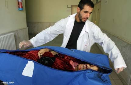 Syria's death toll hits 15, 000 and counting