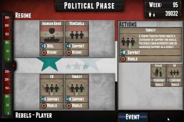 'Endgame: Syria' (photo: Auroch Digital)
