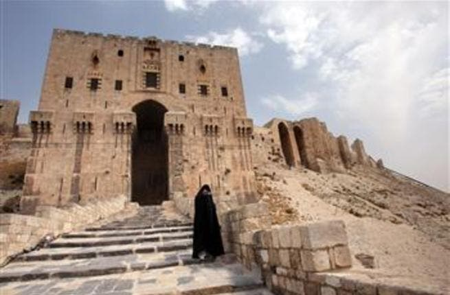 Syria's old architecture is under threat