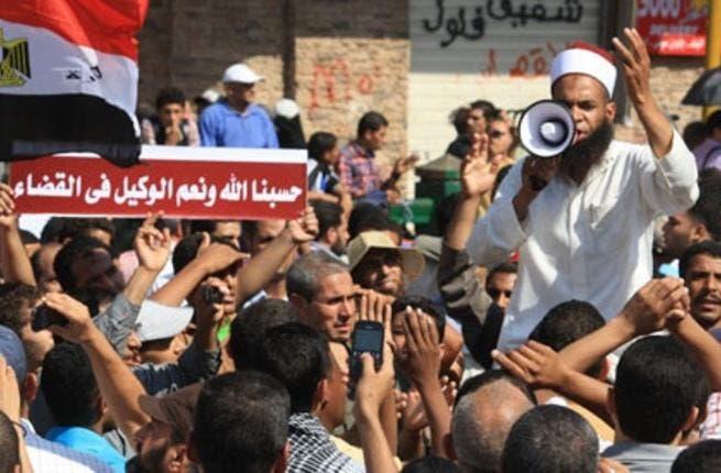 Clashes erupt in Cairo's Tahrir Square (Photo: Mai Shaheen)