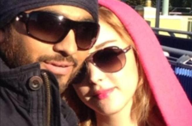 Tamer Hosny took to Facebook to announce his marriage to Moroccan beauty Basma Bosil