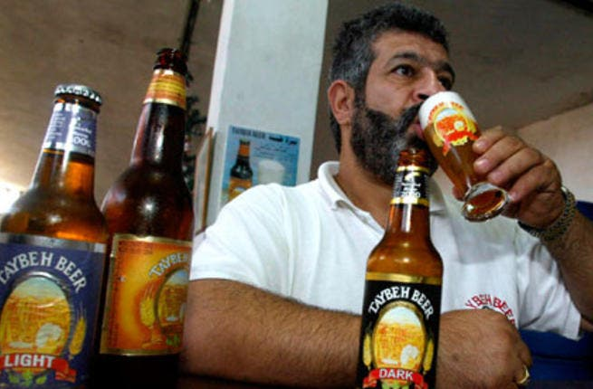 Taybeh beer will be the order of the weekend at the Oktoberfest, Palestine