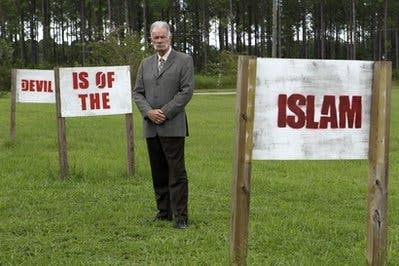 Pastor Terry Jones is back in the media for burning a Quran
