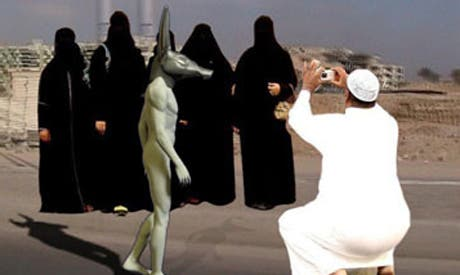 Khaled Hefez (Egypt), The A77A Project: on Presidents & Superheroes (still from video), 2009