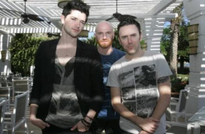 The Script will be performing in the UAE this February (Photo: Zarina Fernandes / Gulf News)