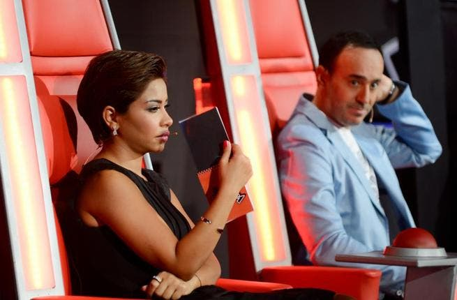 Coaches and contestants get serious as competition on The Voice heats up