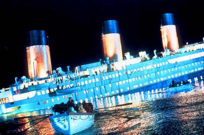 Not even Arabs could escape the deadly tragedy of the sinking Titanic